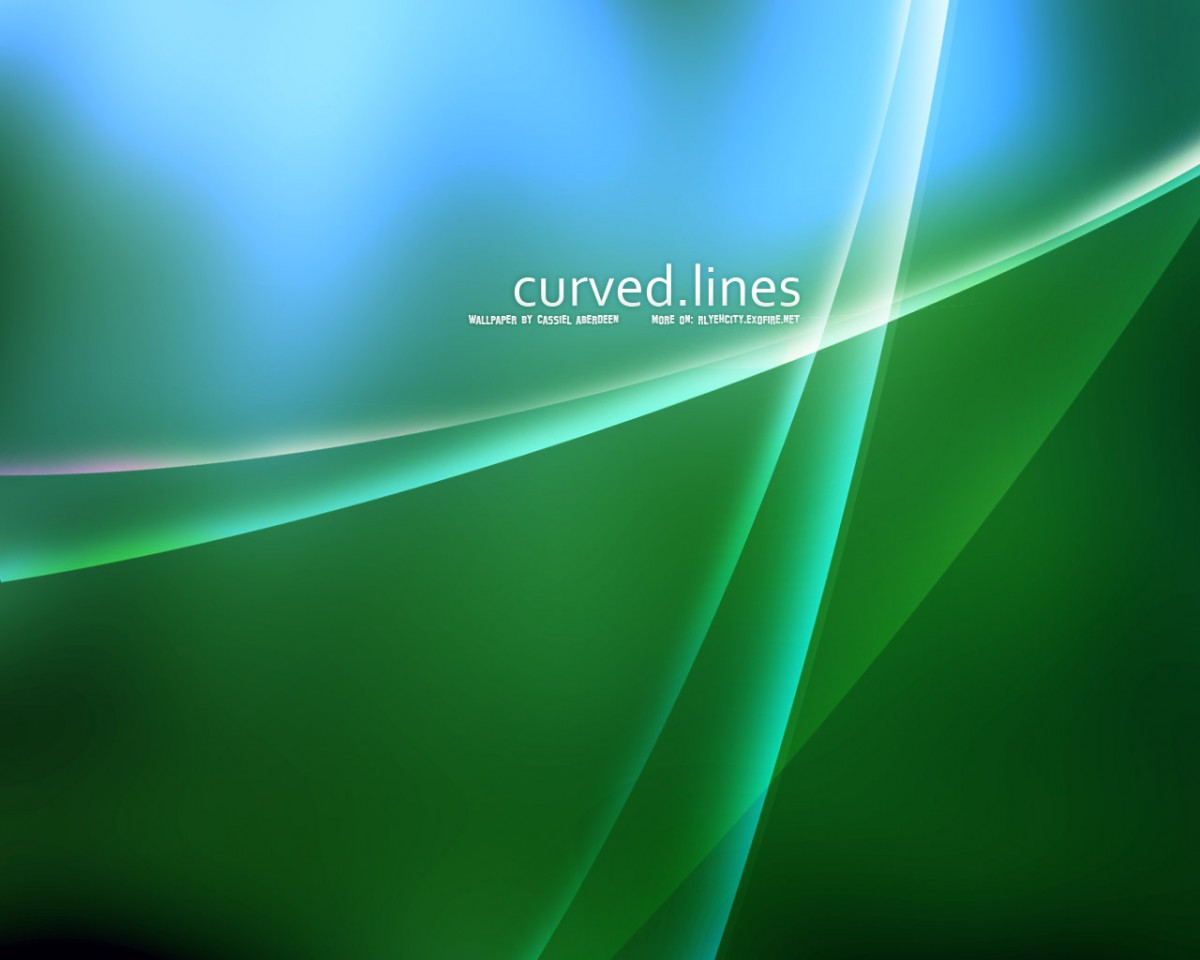 curvedlines_green