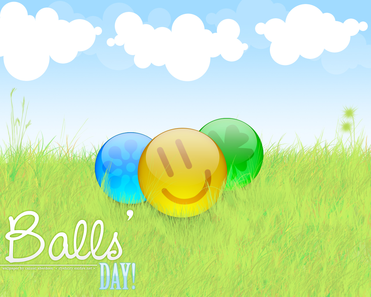 Ball's Day