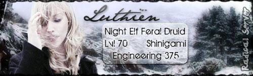 Luthien Sign